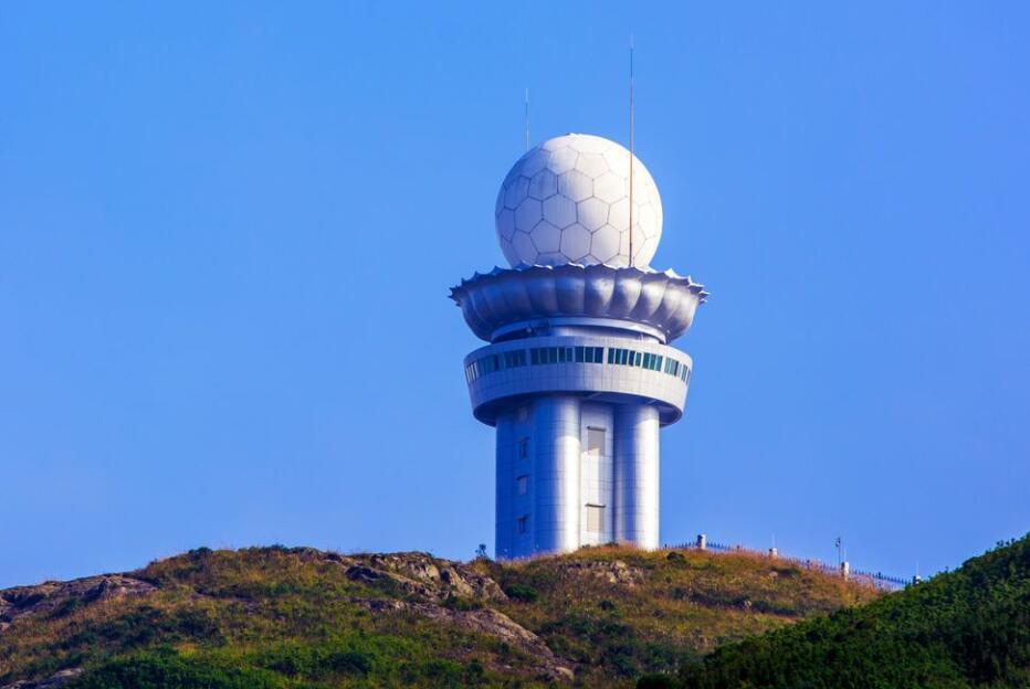 X波段双偏振多普勒天气雷达组网应用系统